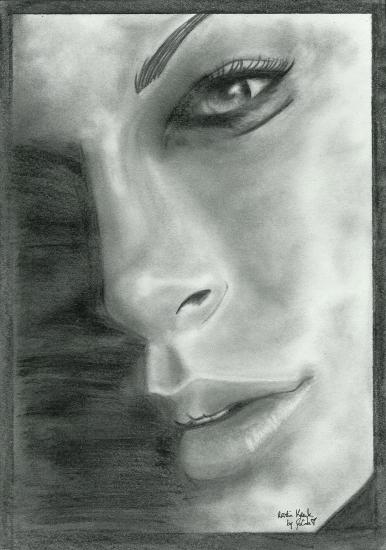 Kristin Kreuk por MoDeMa